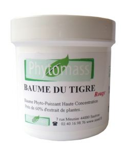 Baume du tigre rouge 125 ml
