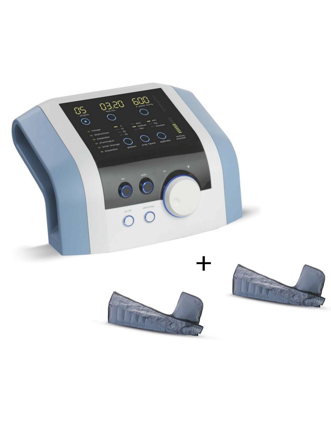 pack pressotherapie btl 6000 lymphastim 6 easy 2 bottes. Black Bedroom Furniture Sets. Home Design Ideas