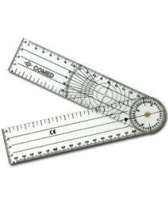 GONIOMETRE 20 cm
