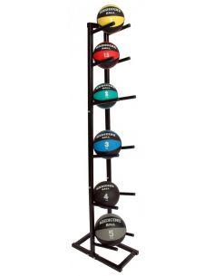 Rack de rangement pour 6 Medecine balls