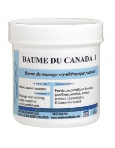 Baume du Canada I 125 ml