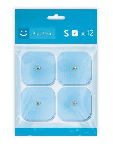 Electrodes Bluetens carré (x12)