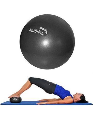 Pilates ball noir Soft Overball