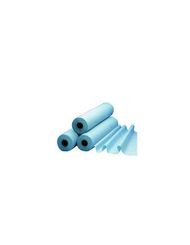 DRAP D EXAMEN PLASTIFIE BLEU 50 x 38 cm (Unité)